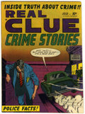 Golden Age (1938-1955):Crime, Real Clue Crime Stories V6#5 Mile High pedigree (Hillman Fall, 1951) Condition: VF/NM....