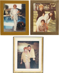 Movie/TV Memorabilia:Photos, Three Lucille Ball Photo Portraits.... (Total: 3 Items)
