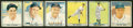 Baseball Cards:Lots, 1941 Play Ball Collection (15) With Pee Wee Reese Rookie! ...
