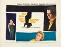 """Movie Posters:Drama, The Man With the Golden Arm (United Artists, 1955). Half Sheet (22"""" X 28"""") Style B.. ..."""