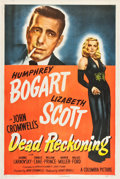 "Movie Posters:Film Noir, Dead Reckoning (Columbia, 1947). One Sheet (27"" X 41"") Style A....."