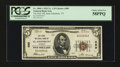National Bank Notes:Vermont, Saint Johnsbury, VT - $5 1929 Ty. 1 The First NB Ch. # 489. ...