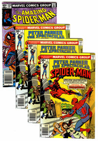 The Amazing Spider-Man and Spectacular Spider-Man Group (Marvel, 1976-83).... (Total: 6 Comic Books)