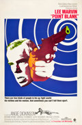 "Movie Posters:Crime, Point Blank (MGM, 1967). One Sheet (27"" X 41"").. ..."