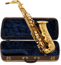Musical Instruments:Horns & Wind Instruments, Selmer Mark VI Alto Saxophone....