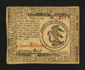 Colonial Notes:Continental Congress Issues, Continental Currency February 17, 1776 $3 About New.. ...