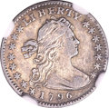 Early Half Dimes, 1796 H10C LIKERTY--Improperly Cleaned--NGC Details. XF. V-1, LM-1,R.3....