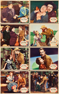 """Man of the Forest (Paramount, 1933). Lobby Card Set of 8 (11"""" X 14""""). ... (Total: 8 Items)"""