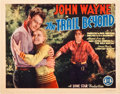 "Movie Posters:Western, The Trail Beyond (Monogram, 1934). Title Lobby Card (11"" X 14"").. ..."