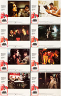"Movie Posters:Crime, Mean Streets (Warner Brothers, 1973). Lobby Card Set of 8 (11"" X14"").. ... (Total: 8 Posters)"