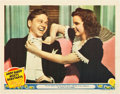 """Movie Posters:Comedy, Judy Garland and Mickey Rooney Lot (MGM, 1940-1941). Lobby Cards(5) (11"""" X 14"""").. ... (Total: 5 Items)"""