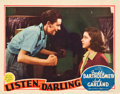 """Movie Posters:Comedy, Judy Garland Lobby Card Lot (MGM, 1937-1938). Lobby Cards (5) (11""""X 14"""").. ... (Total: 5 Items)"""