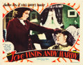"""Movie Posters:Comedy, Love Finds Andy Hardy (MGM, 1938). Lobby Cards (2) (11"""" X 14"""")..... (Total: 2 Items)"""