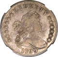 Early Dollars, 1799/8 $1 13 Stars Reverse VF25 NGC. B-1, BB-142, R.2....