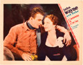 """Movie Posters:Western, Somewhere in Sonora (Warner Brothers - First National, 1933). Lobby Card (11"""" X 14"""").. ..."""
