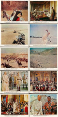 "Movie Posters:Academy Award Winners, Lawrence of Arabia (Columbia, 1962). Color Photo Set of 10 (8"" X 10""). Academy Award Winners.. ... (Total: 10 Items)"