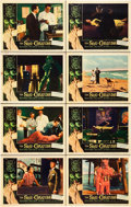 "Movie Posters:Science Fiction, The She-Creature (American International, 1956). Lobby Card Set of8 (11"" X 14"").. ..."