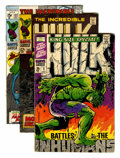 Silver Age (1956-1969):Superhero, The Incredible Hulk Group (Marvel, 1968-72) Condition: Average VG/FN.... (Total: 25 Comic Books)