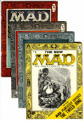 Magazines:Mad, Mad #25 and 28-30 Group Magazines (EC, 1955-56).... (Total: 4 ComicBooks)