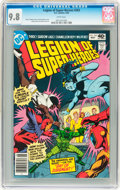 Magazines:Superhero, Legion of Super-Heroes #263 (DC, 1980) CGC NM/MT 9.8 Whitepages....