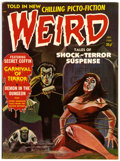 Magazines:Horror, Weird V3#1 (Eerie Publications, 1968) Condition: NM-....