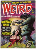 Magazines:Horror, Weird V2#8 (Eerie Publications, 1968) Condition: NM-....