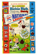 Bronze Age (1970-1979):Cartoon Character, Richie Rich, Casper and Wendy National League #1 File CopyPrinter's Box Lot (Harvey, 1976) Condition: Average NM-....