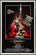 """Movie Posters:Action, Conan the Barbarian Lot (Universal, 1982). One Sheets (2) (27"""" X41""""). Action.. ... (Total: 2 Items)"""