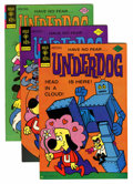 Bronze Age (1970-1979):Cartoon Character, Underdog File Copy Group (Gold Key, 1975-79) Condition: AverageVF/NM.... (Total: 17 Comic Books)