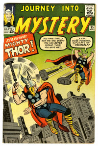 Journey Into Mystery #95 (Marvel, 1963) Condition: FN/VF