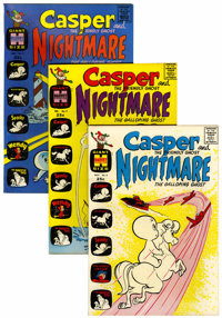 Casper and Nightmare #6-46 File Copy Group (Harvey, 1964-74) Condition: Average VF/NM.... (Total: 41 Comic Books)