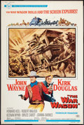 """Movie Posters:Western, The War Wagon (Universal, 1967). Poster (40"""" X 60""""). Western.. ..."""