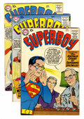 Silver Age (1956-1969):Superhero, Superboy Group (DC, 1959-63) Condition: Average FN.... (Total: 34 Comic Books)