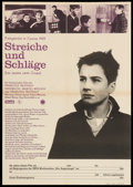"Movie Posters:Foreign, The 400 Blows (Cocinor, 1969). German A2 (16"" X 22.75""). Foreign.. ..."