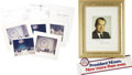 Movie/TV Memorabilia:Memorabilia, Glenn Ford's 1972 Presidential Campaign Memorabilia.... (Total: 2 )