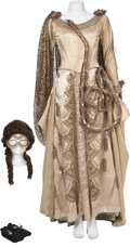 Movie/TV Memorabilia:Costumes, The Phantom of the Opera - Snake Charmer MasqueradeCostume.... (Total: 6 Items)