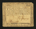 Colonial Notes:Maryland, Maryland August 14, 1776 $8 Fine.. ...
