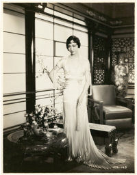 """Anna May Wong in """"Daughter of the Dragon"""" (Paramount, 1931). Keybook Photo (7.5"""" X 9.5"""")"""