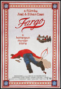 "Movie Posters:Crime, Fargo (Polygram, 1996). One Sheet (27"" X 40"") SS. Crime.. ..."