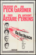 """Movie Posters:Science Fiction, On the Beach (United Artists, 1959). One Sheet (27"""" X 41""""). ScienceFiction.. ..."""