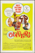 """Movie Posters:Musical, Oliver! (Columbia, 1969). One Sheet (27"""" X 41"""") Academy Award Style. Musical.. ..."""