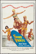 "Movie Posters:Rock and Roll, Surf Party (20th Century Fox, 1964). One Sheet (27"" X 41""). Rockand Roll.. ..."