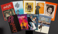 Movie Posters:Musical, Musical Lot (Various, 1957-1974). Programs (9) (Multiple Pages, Various Sizes). Musical.. ... (Total: 9 Items)