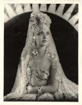 "Movie Posters:Drama, Kay Francis in ""Behind the Make-Up"" by Otto Dyar (Paramount, 1930).Portrait Photo (11"" X 14"").. ..."