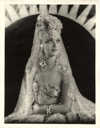 """Kay Francis in """"Behind the Make-Up"""" by Otto Dyar (Paramount, 1930). Portrait Photo (11"""" X 14"""")"""