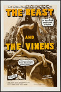 """Movie Posters:Horror, The Beast and the Vixens (Sophisticated Films, 1974). One Sheet (27"""" X 41""""). Horror.. ..."""