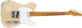 Musical Instruments:Electric Guitars, 1959 Fender Telecaster Guitar, #35645.... (Total: 2 )