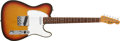 Musical Instruments:Electric Guitars, 1968 Fender Telecaster Custom Guitar, #242823.... (Total: 2 )