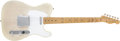 Musical Instruments:Electric Guitars, 1958 Fender Telecaster Guitar, #33920.... (Total: 2 )