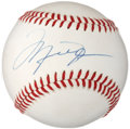Baseball Collectibles:Balls, Michael Jordan Single Signed UDA Baseball....